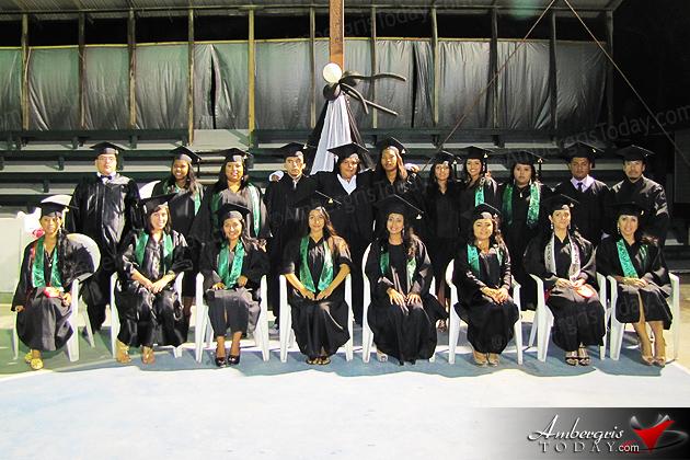 San Pedro Junior College Graduates 20!