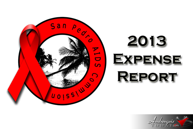 San Pedro AIDS Commission Releases 2013 Expense Report
