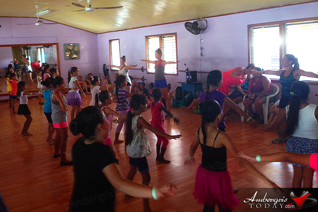 san pedro dance academy summer camp intensive ambergris today breaking news lates news in. Black Bedroom Furniture Sets. Home Design Ideas