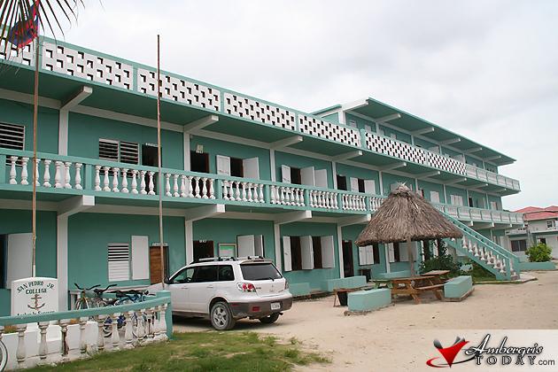 San Pedro High Schoo, San Pedro, Ambergris Caye, Belize