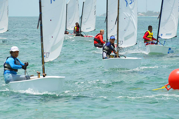 San Pedro Junior Sailing Club Hosts International Regatta Over Weekend