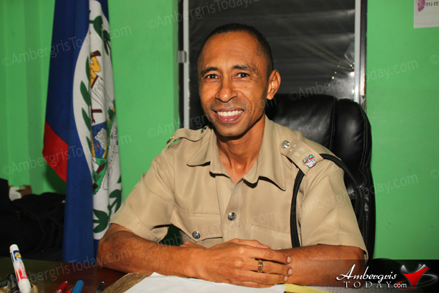 Superintendent Luis Castellanos