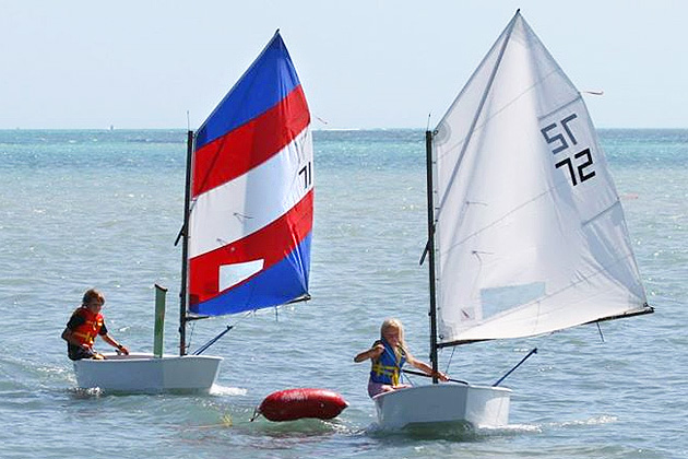 Free Summer Sailing Camp by San Pedro Sailing Club