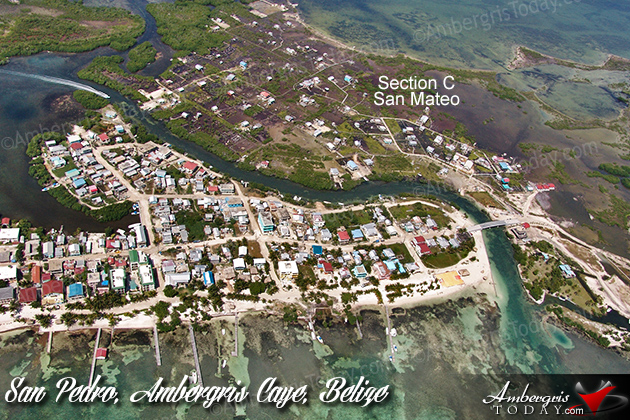 Growing Stages of Ambergris Caye -San Mateo