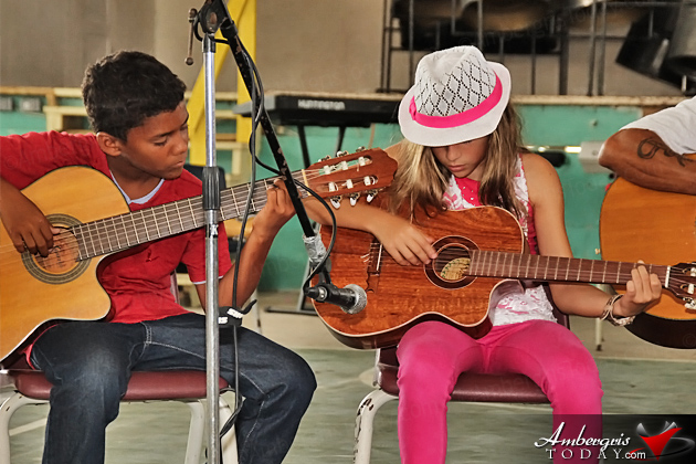 Summer Music Camp Inspires Young Island Artists