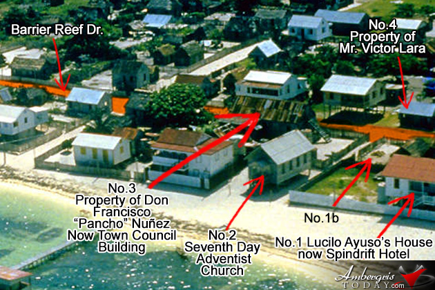 Overview Of Historic San Pedro Village in 1950's