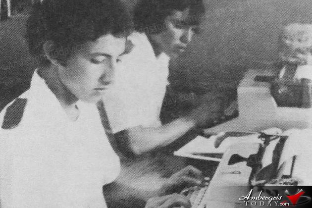 Island Benefactor Al Felly Brings Typewriting to San Pedro