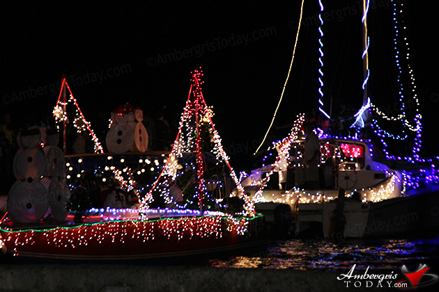 San Pedro Holiday Boat Parade Livens Up Christmas Season