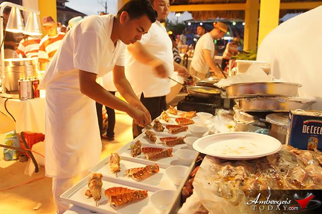 San Pedro Lobster Festival 2014, Ambergris Caye, Belize
