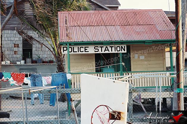 Police Presence in San Pedro