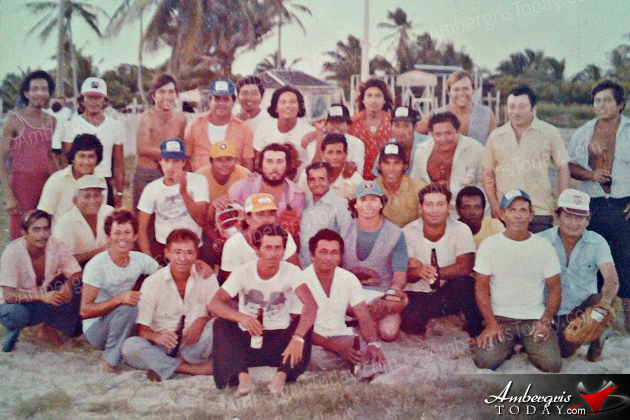 Sports Aficionados of San Pedro Back in the Days