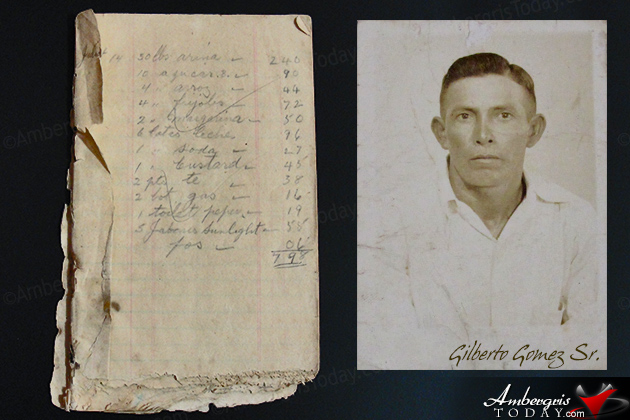 Cost of Living Documented in Old San Pedro Diary