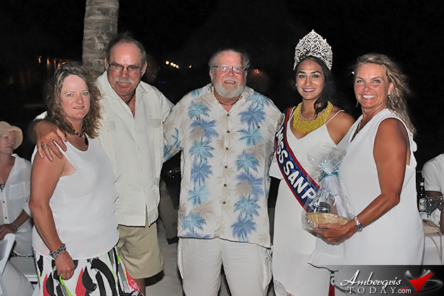 Miss San Pedro and On Eagle's Wings Ministries Host Successful Fundraiser