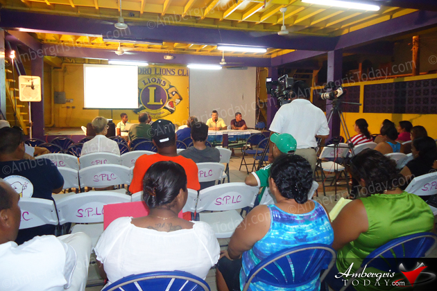 Public Consultation For San Pedro's Solid Waste Management Project