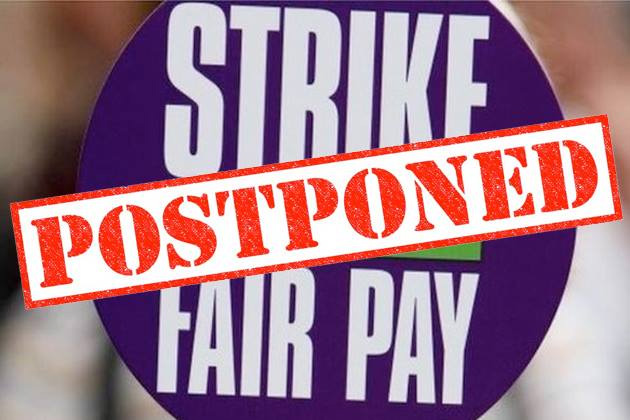 Strike on Hold, Classes Resume Tomorrow