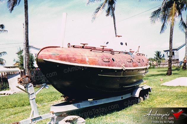 La Beluga Submarine in San Pedro