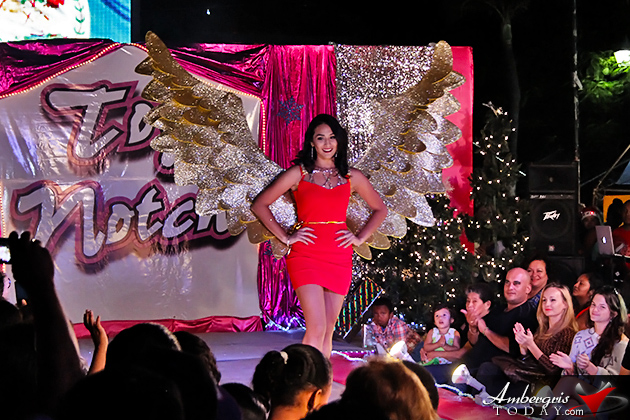 Top Notch Holds Second Annual Christmas Fashion Show