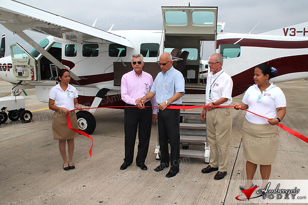 Belize direct flight to Cancun, Mexico Inaugurated