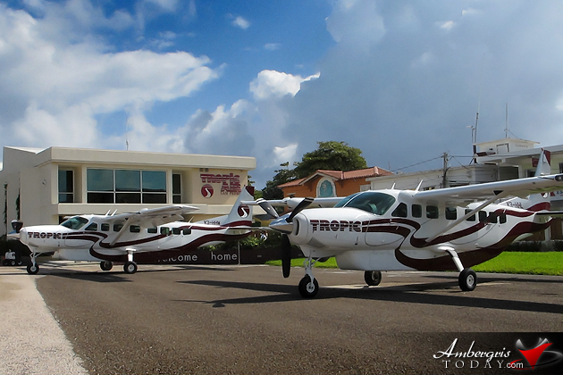 Tropic Air Announces New Non-Stop Service Between Belize City And San Pedro Sula