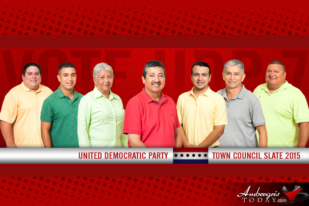 San Pedro United Democratic Party Announces Slate for Municipal Election
