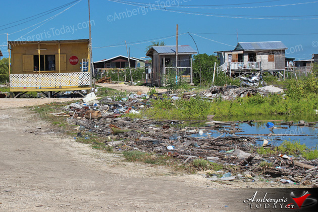San Pedro Town Council and UNICEF to Clean Up San Mateo