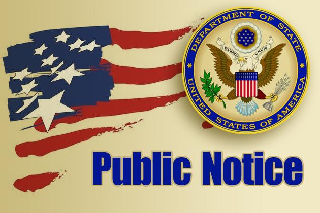 US Passport Renewal at Blue Water Grill