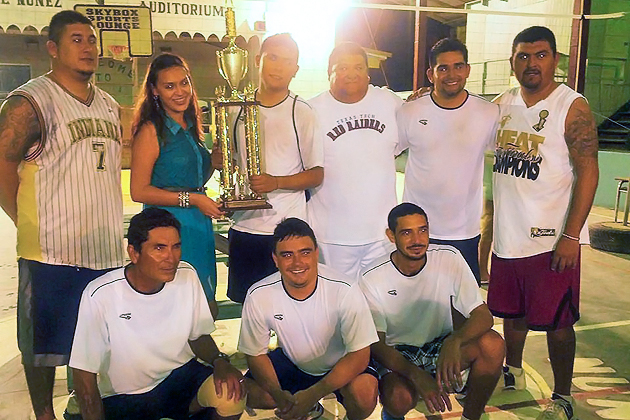 Legends male volleyball team wins Inter Office Volleyball Tournament