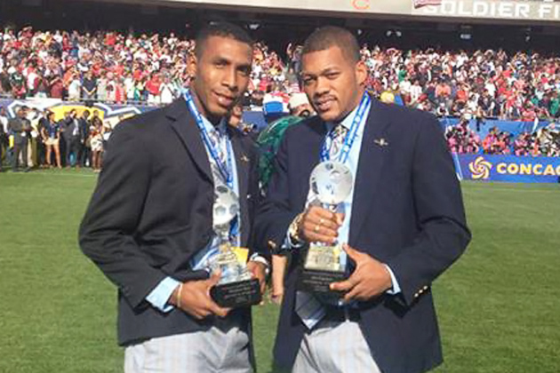 Belize Jaguars Football Team Members Receive International Award