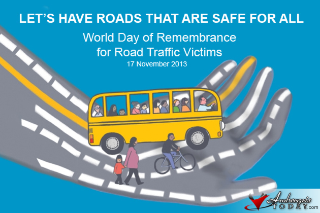 Belize to Observe World Day of Remembrance for Road Traffic Victims