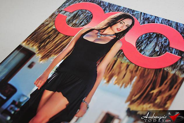Miss World Belize 2014 Featured in Chetumal Magazine