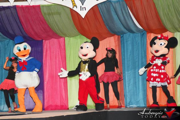 ABC Pre-school 2012 show