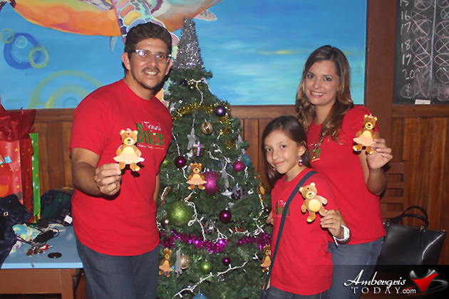 Adopt a Bear and Help a Child in Need Receive Christmas Joy ...