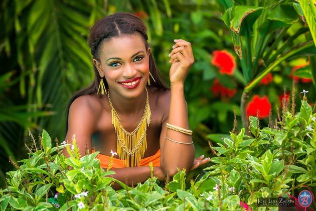 Adriana Haylock, San Pedro Beauty to Represent Belize in Honduras