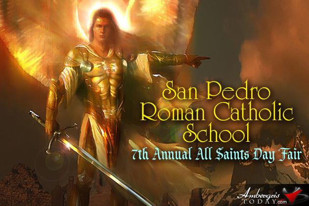 San Pedro RC School All Saints Day Fair