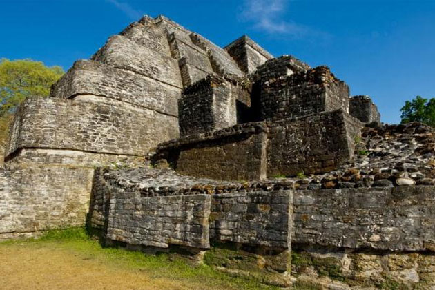 Tourist Seriously Injured After Fall from Belize Maya Temple