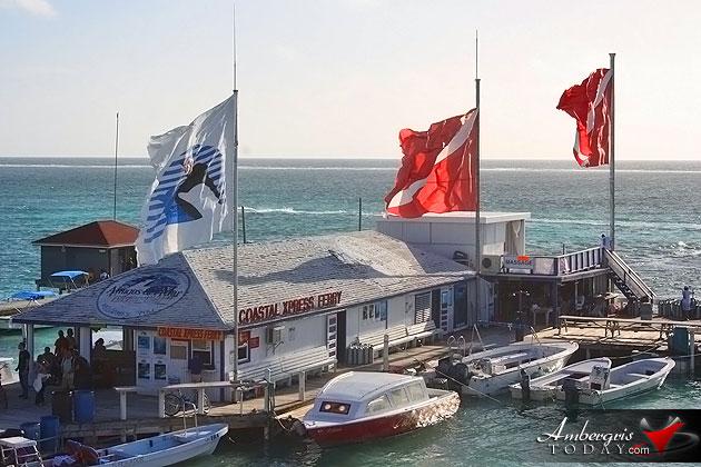 Amigos Del Mar Dive Shop Moves Forward