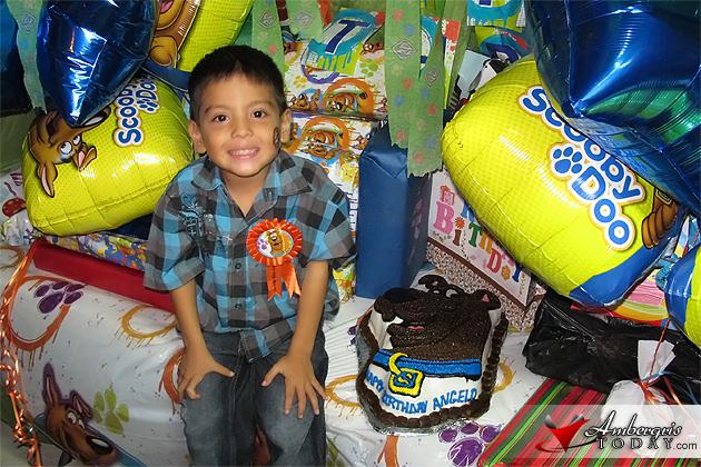 Angelo Marin's Birthday Bash