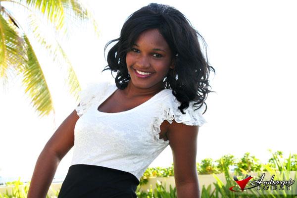 Anna Haylock Miss Teen Belize