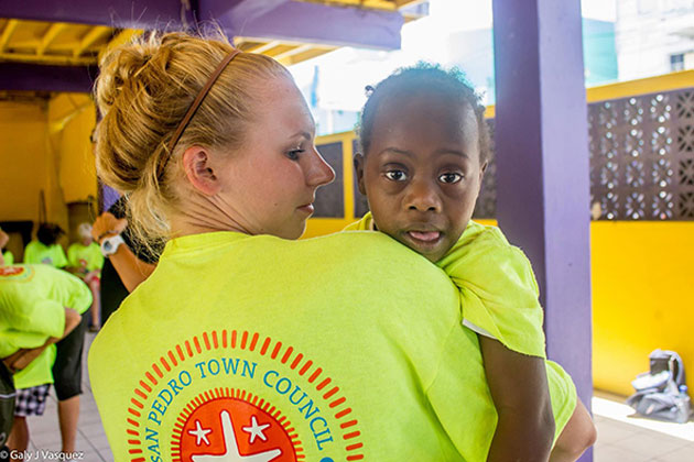 Arcadia to Lend Helping Hand to Special Needs Community in Belize