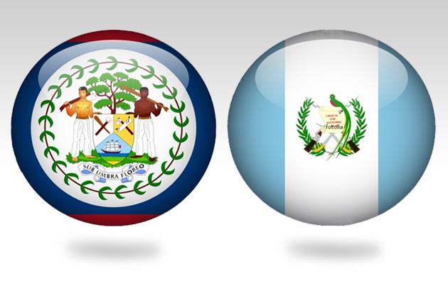Armed Guatemalan Nationals Threaten BDF Patrol