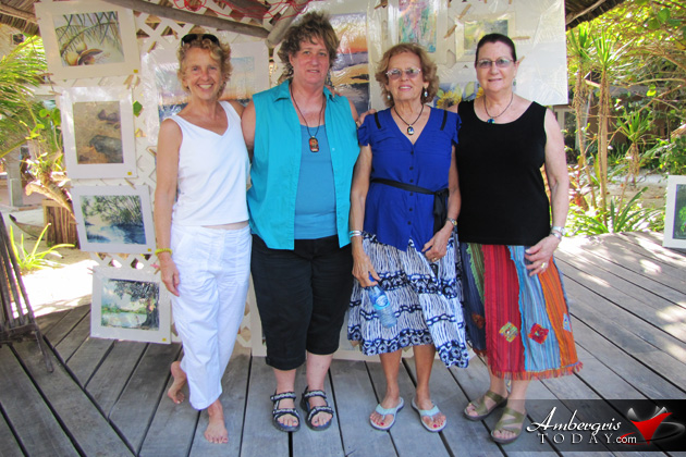 Art for Women Fundraiser