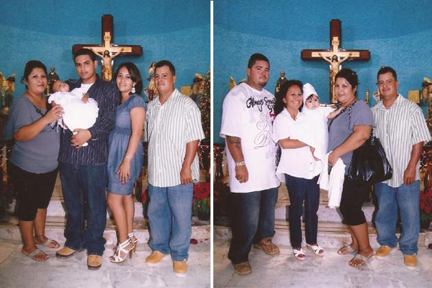 Christmas Eve Baptism