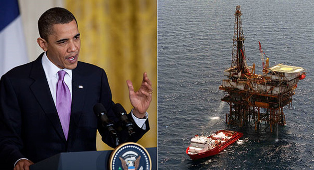 Oceana In Belize Applauds Obama's New Oil Drilling Ban