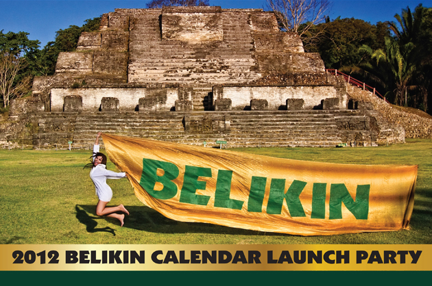 Belikin Calendar Launch Party This Weekend