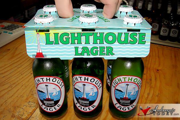 Belikin Lighthouse Lager Beer
