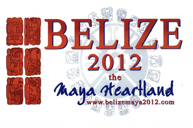 Belize Maya 2012: The Countdown Has Begun!