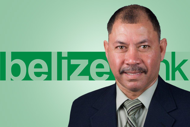 Michael Castillo, Belize Bank