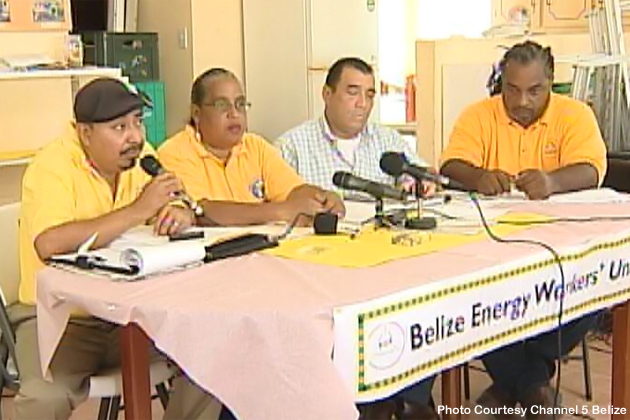 Belize Energy Workers Union