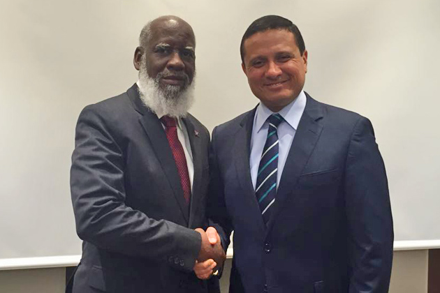 Belize/Guatemala Ministers Commit to Peace and Good Faith on Bilateral Agenda