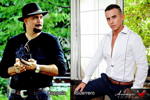 Christopher Coppola casts Belizean actor Horacio Guerrero in his new movie